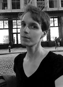 Pact Press author Rose Knapp