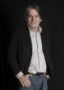 Regal House author Pim Wiersinga