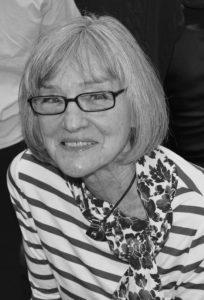 Fitzroy Books author Bonnie Graves