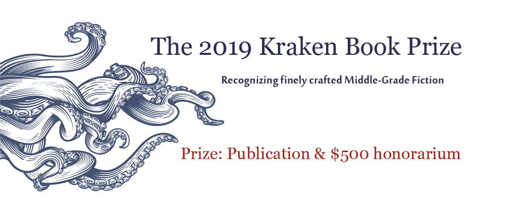 The 2019 Kraken Book Prize